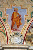 святой peter lateran стоковая фотография