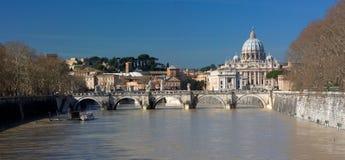 святой peters базилики Стоковая Фотография