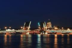 святой petersburg России Стоковая Фотография