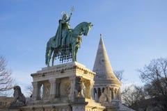 святой stephen короля Стоковое Изображение