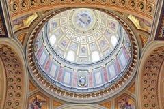 святой stephen купола s budapest базилики Стоковое фото RF