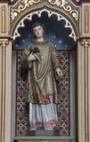 святой stephen Стоковое Изображение RF