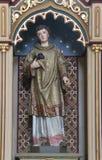 святой stephen Стоковое фото RF