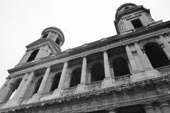 Святой Sulpice стоковая фотография