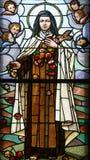 святой therese lisieux Стоковое Изображение