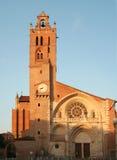 святой toulouse etienne Франции собора Стоковое фото RF