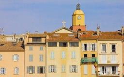 Святой Tropez, Франция стоковое изображение