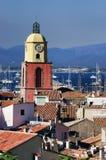 Святой Tropez стоковые изображения
