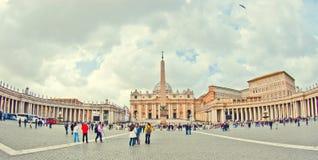 святой vatican peter Стоковое Изображение