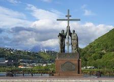 Святые апостолы Питер и Пол Стоковая Фотография RF