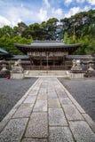 Святыня в Киото, Японии Стоковые Фотографии RF