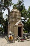 Святыня короля Prasat-Ремня на Челк-PA-в летнем дворце Стоковое Фото