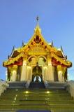 Святыня штендера города в Таиланде Стоковое Изображение