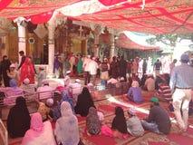 Святыня Ajmer Sharif Dargah Sufi Стоковое Фото
