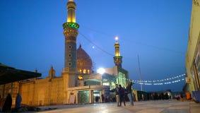Святыня Al Dujail Syed Мухаммеда Sabba Стоковые Фото