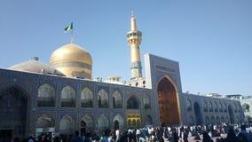 Святыня al-Rida Али имама стоковое фото rf