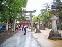 Святыня Dazaifu Tenmangu Стоковое Фото