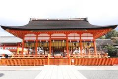 Святыня Fushimi Inari Стоковая Фотография