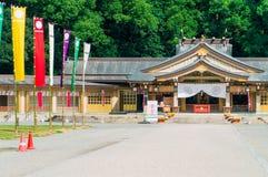 Святыня Gokoku Стоковые Фото