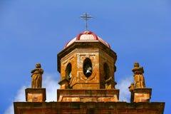 Святыня Guadalupe в patzcuaro IV Стоковые Изображения RF