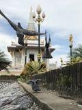 Святыня Lak Muang Chao Por Стоковые Фото