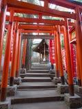 Святыня Nogi, Roppongi, Токио Стоковое фото RF
