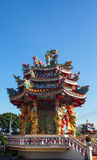 Святыня Thap бога Стоковое фото RF