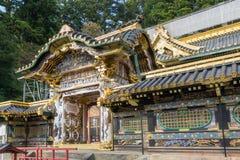 Святыня Toshogu в Nikko стоковая фотография
