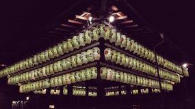 Святыня Yasaka Стоковая Фотография RF
