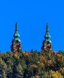 14 святых хелперов, Германия Стоковые Изображения