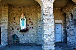 Священная Голгофа держателя Domodossola Стоковая Фотография RF