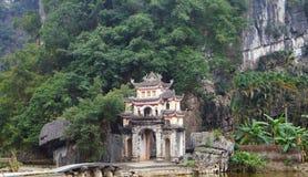 Священная пагода Стоковая Фотография