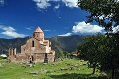 Священная церковь Odzun в Армении 5--седьмое столетие стоковое изображение