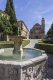 Священная часовня Сальвадора, Ubeda, Испании стоковая фотография