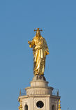 Священное сердце статуи Иисуса Стоковое фото RF