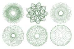 Священный знак геометрии Стоковые Изображения RF