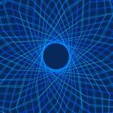 Священный знак геометрии Стоковое Фото