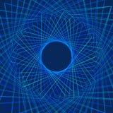 Священный знак геометрии Стоковое Изображение