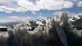 Священный лед стоковая фотография