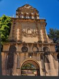 Священный монастырь ажио Gerasimos острова Kefalonia греческого, Греции стоковое изображение