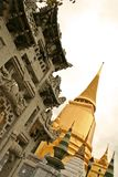 сгабривает дворец Таиланд bangkoks грандиозный востоковедный Стоковые Фотографии RF