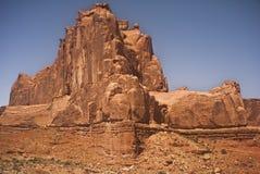 сгабривает национальный парк Стоковое Изображение