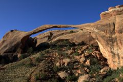 сгабривает национальный парк Стоковая Фотография RF