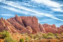 сгабривает национальный парк Стоковое фото RF