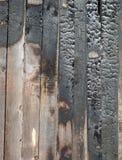 сгоранная предпосылкой текстура журнала Стоковое Изображение RF