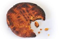 сгорели печенье, котор стоковое фото rf