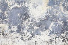 сгорели стена Стоковое Изображение
