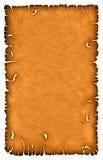 сгорели текстура листа Стоковое фото RF