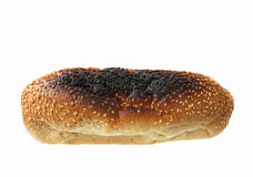 сгорели хлеб, котор Стоковое Изображение RF