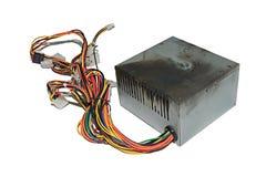 сгорели электропитание Стоковое Изображение RF